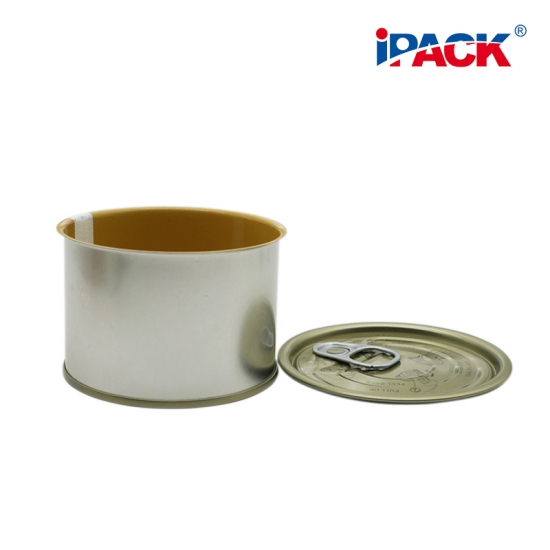 OEM ODM Empty Metal Tin Can For Food Canning