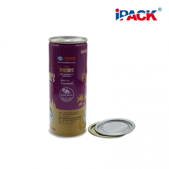 OEM ODM Easy Open Food Can With Necking