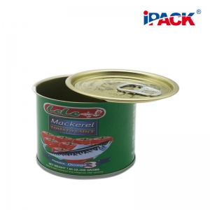Fish Tin Can