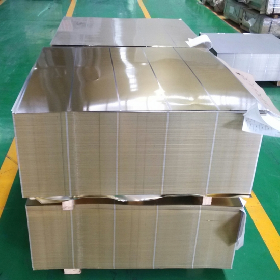 Tinplate sheet for food can making