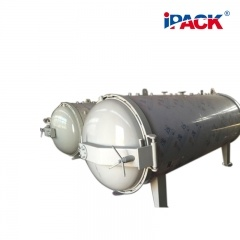 Carbon Steel Sterilization Pot