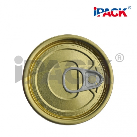 211# Easy Open Tin Can Lid