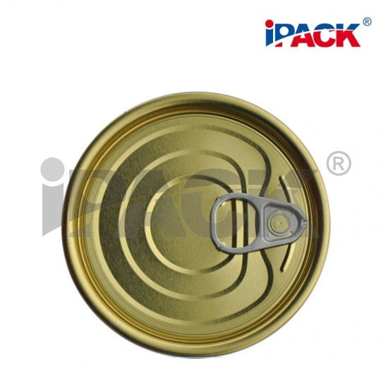 307# Easy Open Tin Can Lid