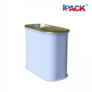 Luncheon Meat Tin Can