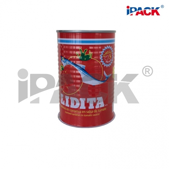 7113 Empty Food Safe Tin Can Supplier For Food Packaging