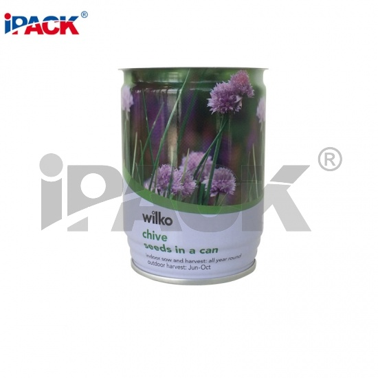 211x309 Empty BPA FREE Tin Can For Beverage Packaging