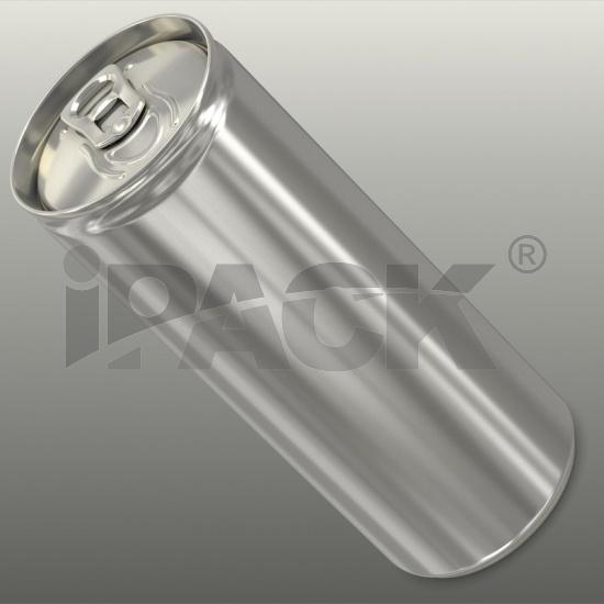 330ml Empty Aluminum Sleek Can for Drink Packaging,Custom
