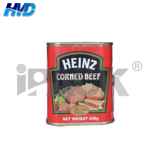 701# Empty Corned Beef Can