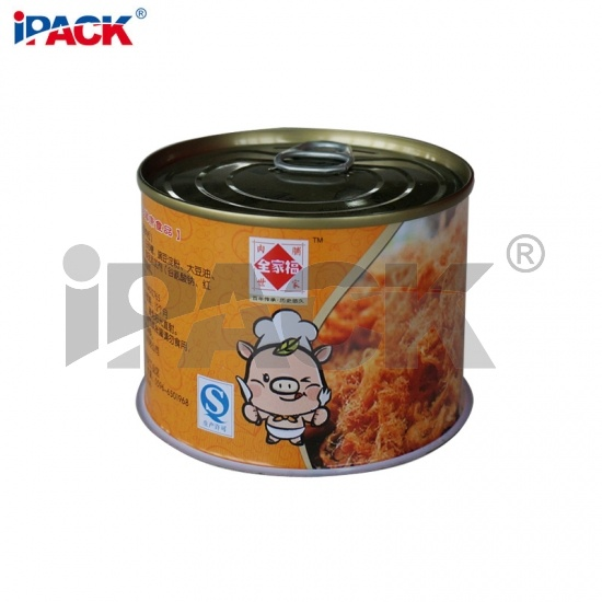 Small Food Tin Can for Tomato Paste Canned Can