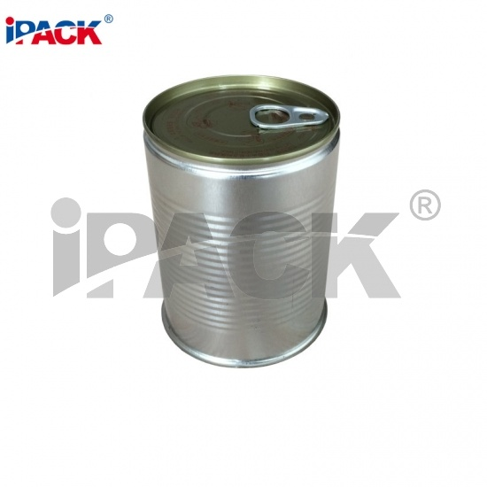 Wholesale Food Grade Empty Metal Cans with Lids Food