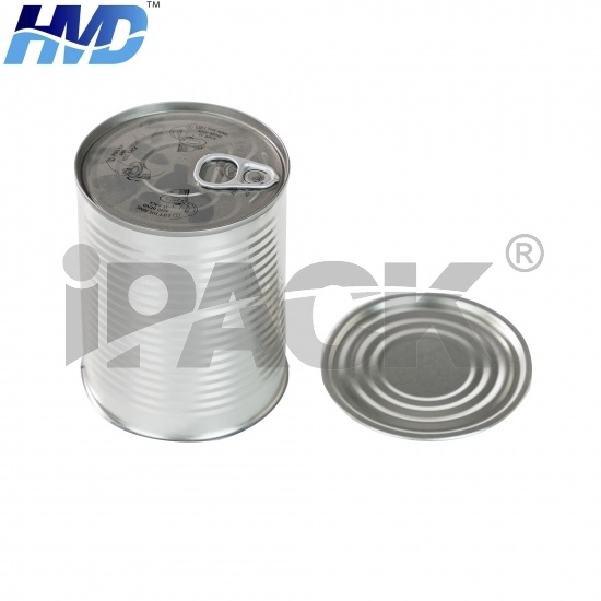 Manufacturers Wholesale Sell 8116# Food Tin Can Use for Milk Powder Nutritional Supplements Food Packing