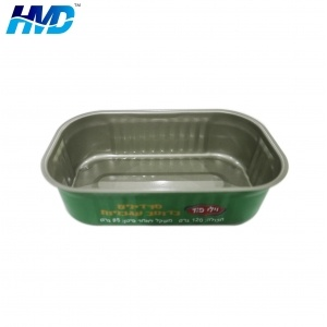 Sardine Fish Tin Can