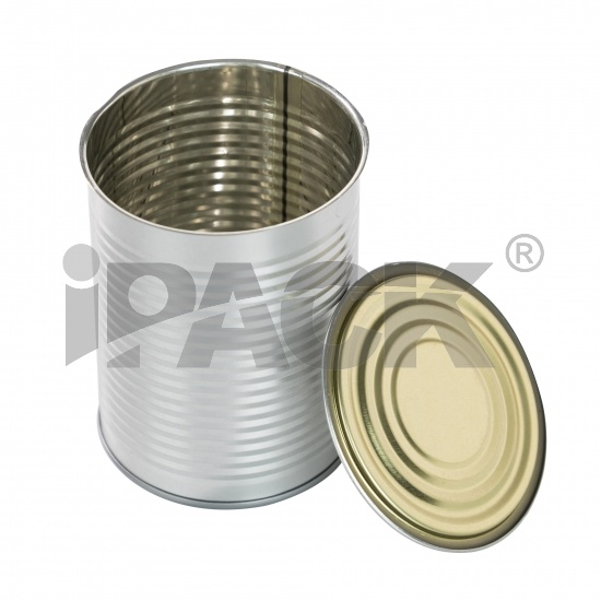 Standard Food Can Food Grade Tin Can for Food Canned Packaging