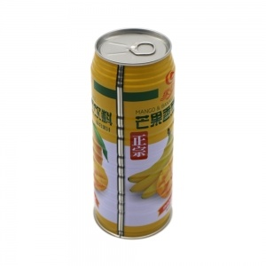 8205# Empty Beverage Tin Can