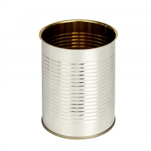 Three Piece Tin Can