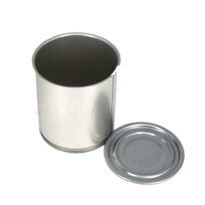 782# Empty 3 PC Tin Can