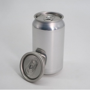 beverage aluminum can