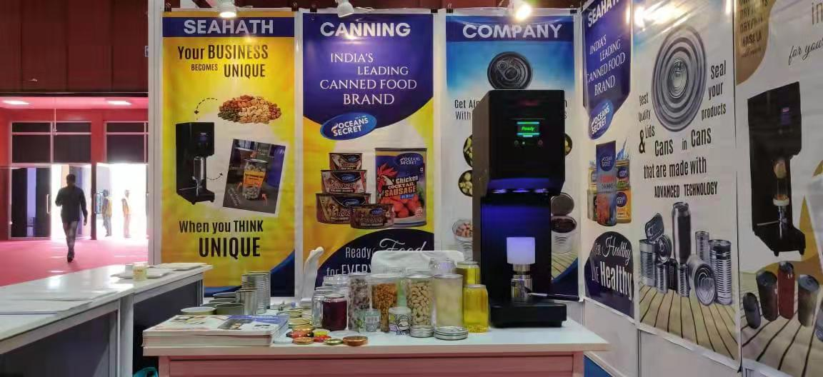 Our partner Seahath Canning Company is joining the expo in Hyderabad.