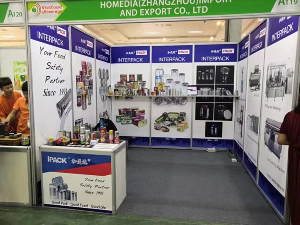 Vietnam (Hanoi) food & beverage & packaging machinery exhibition 2019